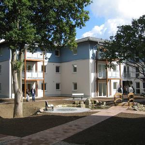 Wohnungsbau - HARTMANN BAU GmbH