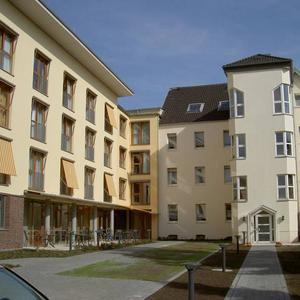 Wohnungsgebäude